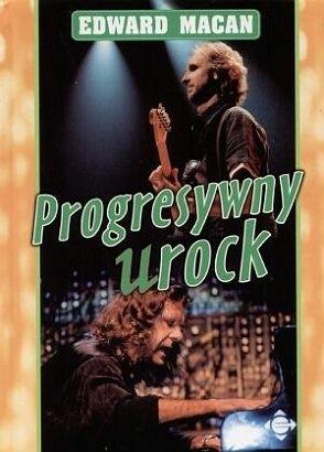 Okładka książki Progresywny urock