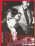Okładka książki Pani Tomaszowa Mann