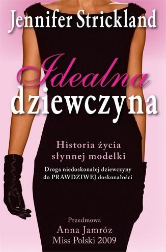 Okładka książki Idealna Dziewczyna