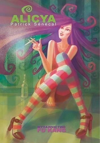 Okładka książki Alicya
