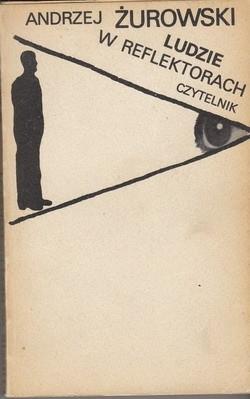 Okładka książki Ludzie w reflektorach