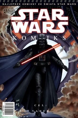 Okładka książki Star Wars Komiks 4/2009