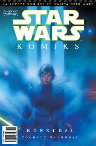 Okładka książki Star Wars Komiks 5/2009