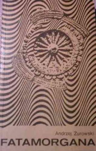 Okładka książki Fatamorgana