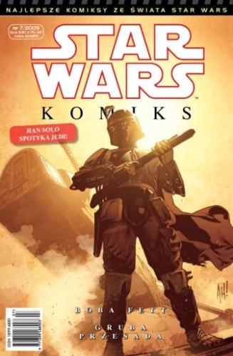Okładka książki Star Wars Komiks 7/2009