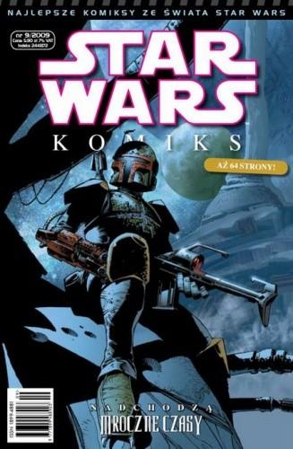 Okładka książki Star Wars Komiks 9/2009