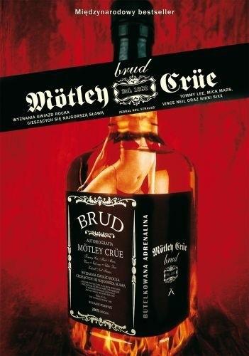 Okładka książki Mötley Crüe - Brud
