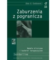 Okładka książki Zaburzenia z pogranicza : modele kliniczne i techniki terapeutyczne