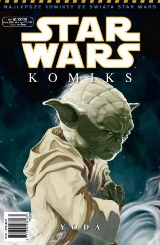 Okładka książki Star Wars Komiks 12/2009