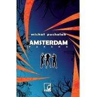 Okładka książki Amsterdam Parano