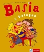 Okładka książki Basia i bałagan