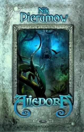 Okładka książki Aliedora