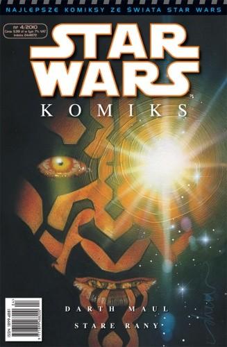 Okładka książki Star Wars Komiks 4/2010