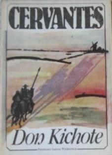 Okładka książki Przemyślny szlachcic Don Kichote z Manczy. T.1