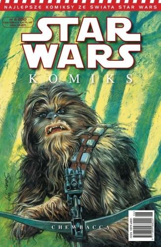 Okładka książki Star Wars Komiks 6/2010