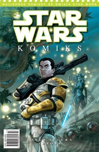 Okładka książki Star Wars Komiks 7/2010