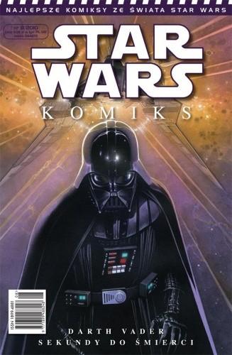 Okładka książki Star Wars Komiks 8/2010