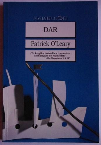 Okładka książki Dar