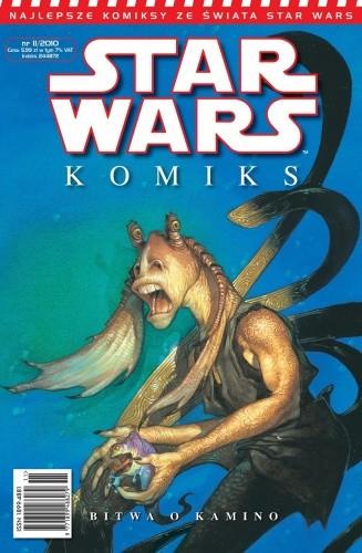Okładka książki Star Wars Komiks 11/2010