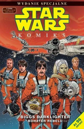 Okładka książki Star Wars Komiks. Wydanie Specjalne 2/2009