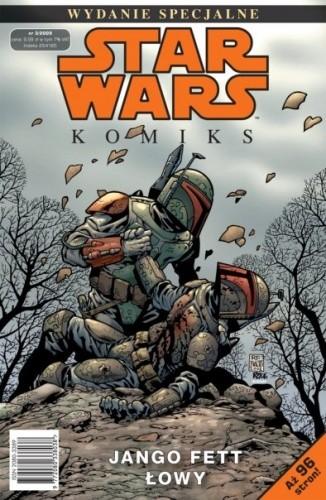 Okładka książki Star Wars Komiks. Wydanie Specjalne 3/2009