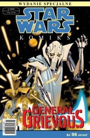 Okładka książki Star Wars Komiks. Wydanie Specjalne 1/2010