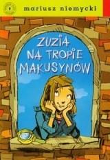 Okładka książki Zuzia na tropie Makusynów
