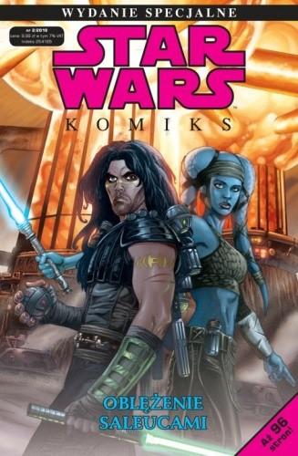 Okładka książki Star Wars Komiks. Wydanie Specjalne 2/2010