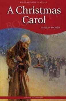 Okładka książki A Christmas Carol