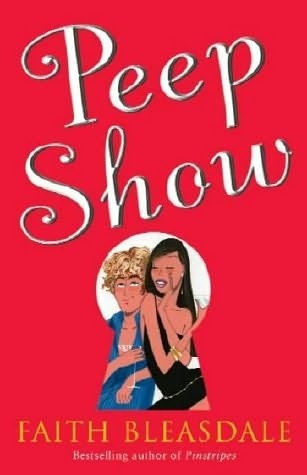 Okładka książki Peep Show