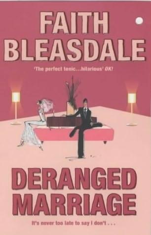 Okładka książki Deranged Marriage