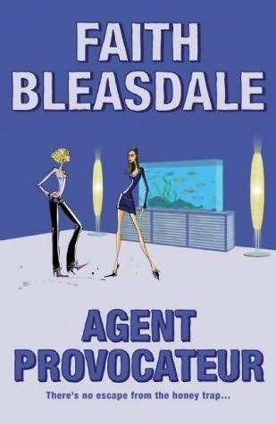 Okładka książki Agent Provocateur