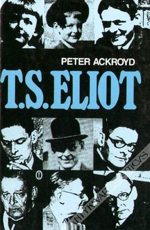 Okładka książki T.S. Eliot