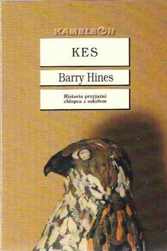 Okładka książki Kes