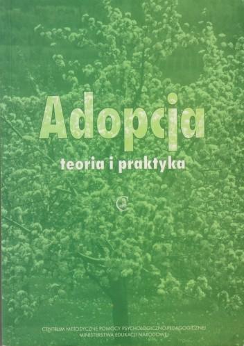 Okładka książki Adopcja: teoria i praktyka