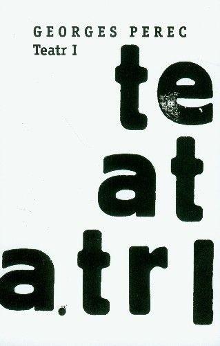 Okładka książki Teatr I
