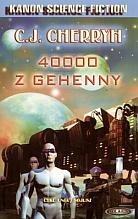 Okładka książki 40000 z Gehenny