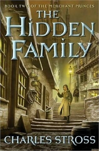 Okładka książki The Hidden Family