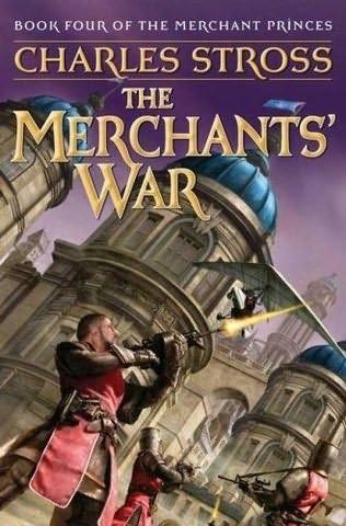 Okładka książki The Merchants' War