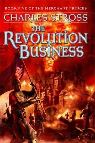 Okładka książki The Revolution Business