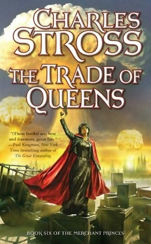 Okładka książki The Trade of Queens