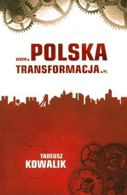 Okładka książki www.polskatransformacja.pl