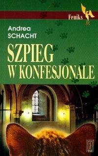 Okładka książki Szpieg w konfesjonale
