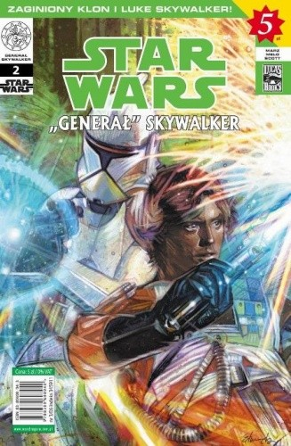 Okładka książki Star Wars