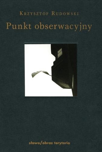 Okładka książki Punkt obserwacyjny