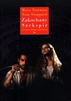 Okładka książki Zakochany Szekspir