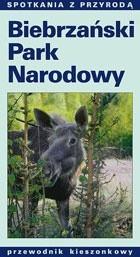 Okładka książki Biebrzański Park Narodowy