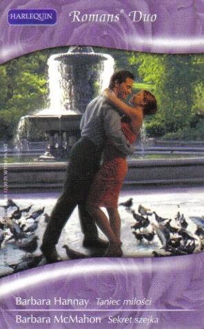 Okładka książki Taniec miłości. Sekret szejka