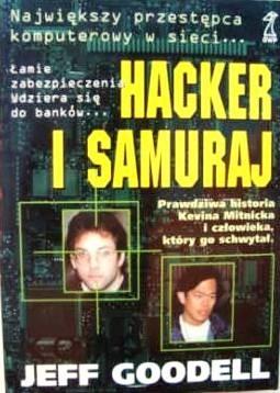 Okładka książki Hacker i samuraj