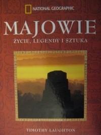 Okładka książki Majowie. Życie, legendy i sztuka